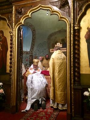 Ordination de Père André